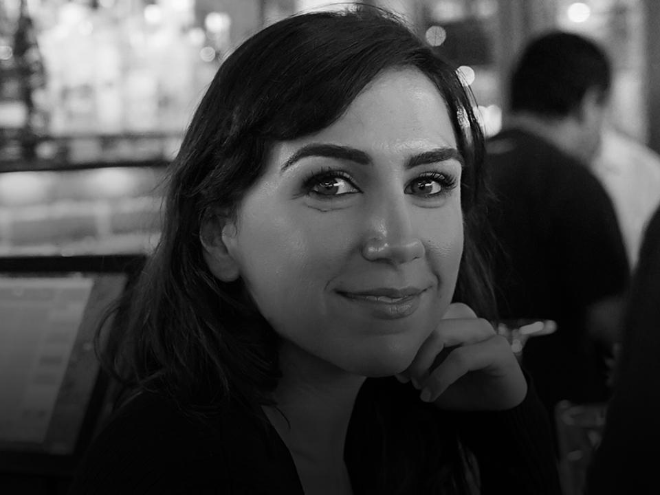 Image of Sara Rowghani