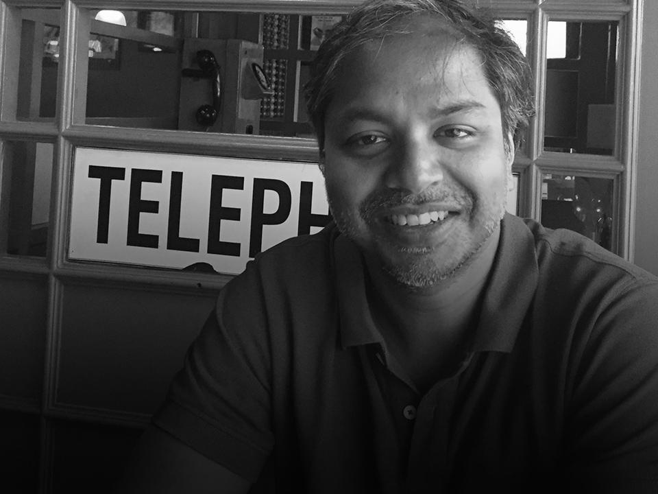 Image of Sujeesh Sukumaran